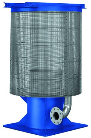 Водозаборный фильтр ВФ барабанный